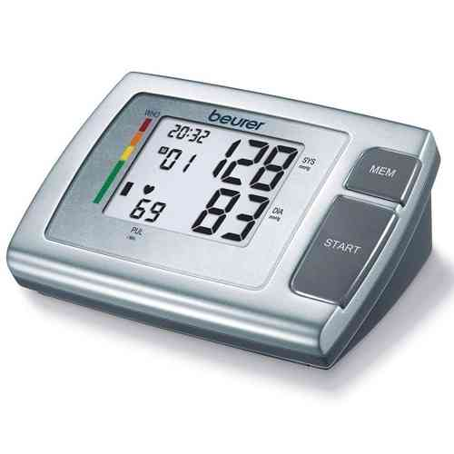Beurer BM34 Digital Upper Arm Automatic Blood Pressure with Memory Monitor