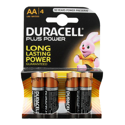 Duracell Plus AA MN1500