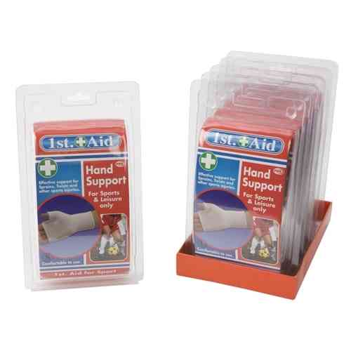 First Aid Support Sports Bandage - Hand