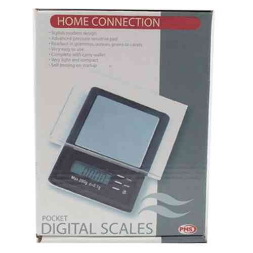 Travel Digital Electronic Pocket Scales