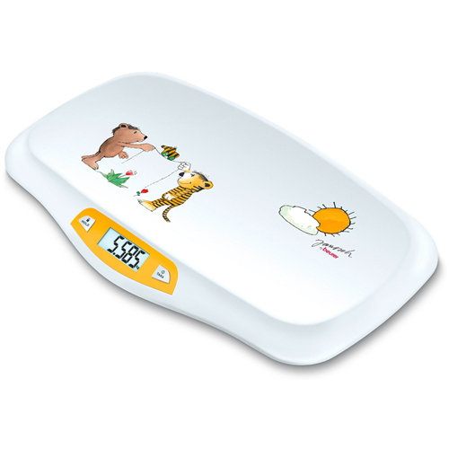 Beurer Baby LCD Digital Scale With Hold Function for struggling babies