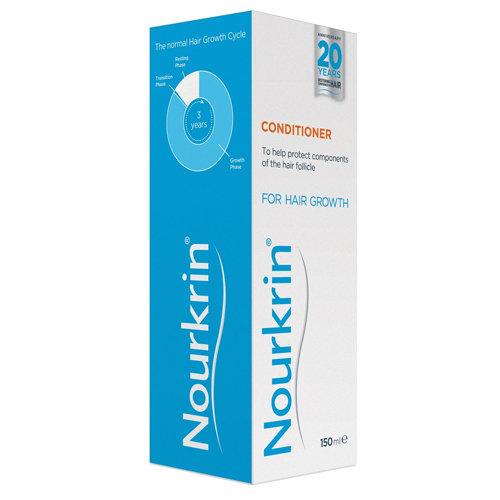 Nourkrin Conditioner 150ml Hair Recovery Programme for Men and Women