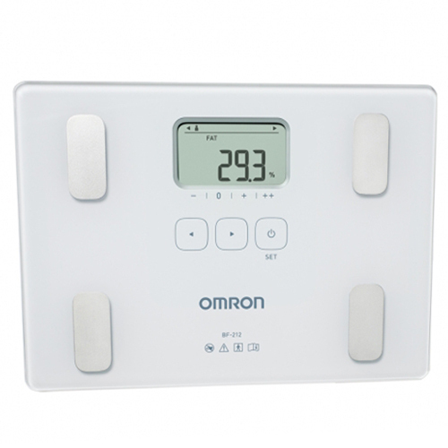 OMRON BF212 Body composition monitor Digital Compact Weight Scale