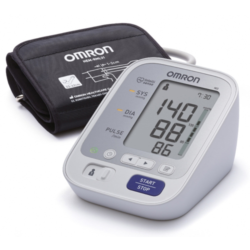 Omron M3 Upper Arm BP Monitor HEM-7131-E NEW