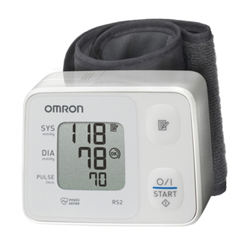 Omron RS2 Digital Wrist B P Monitor