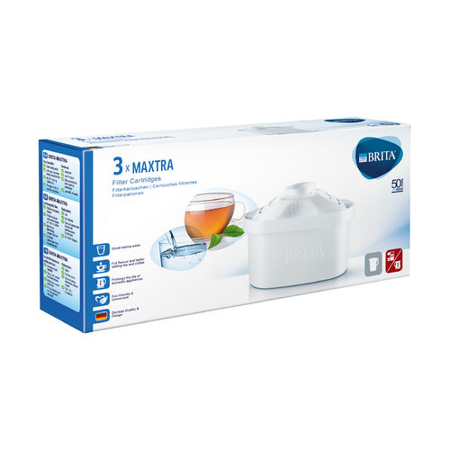 Brita Maxtra 3 Filter Cartridges