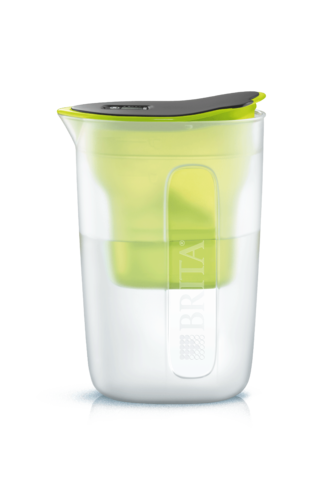 Brita Fill and enjoy Fun Jug LIME