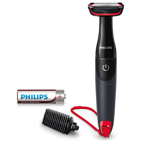 Philips bodygroom Series 1000 Battery Operated Body Groomer BG105/10